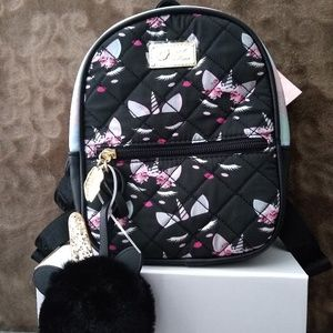 Luv Betsey mini backpack by Betsey Johnson
